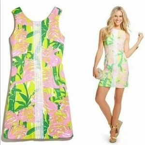 Lilly Pulitzer for Target Floral Shift Dress